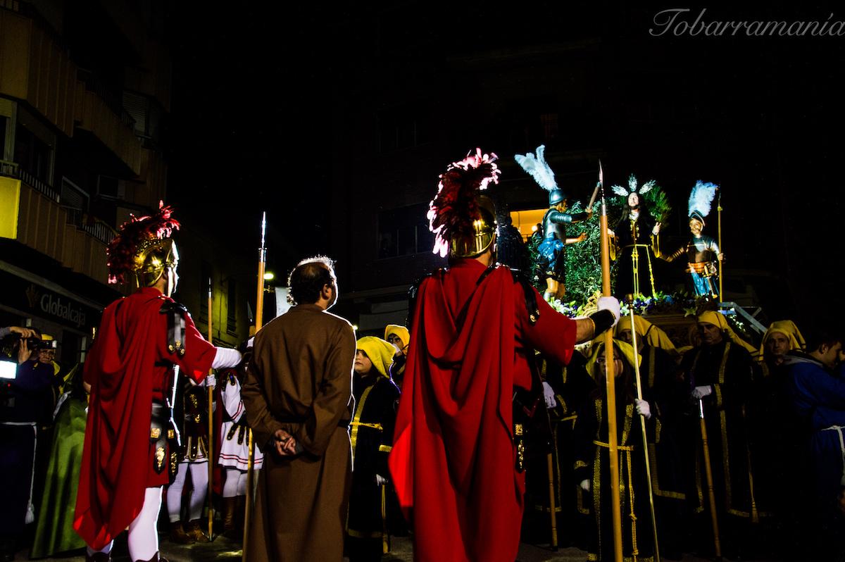 Prendimiento Tobarra Semana Santa 2016