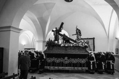 Paso Gordo Tobarra, Jueves Santo 2016