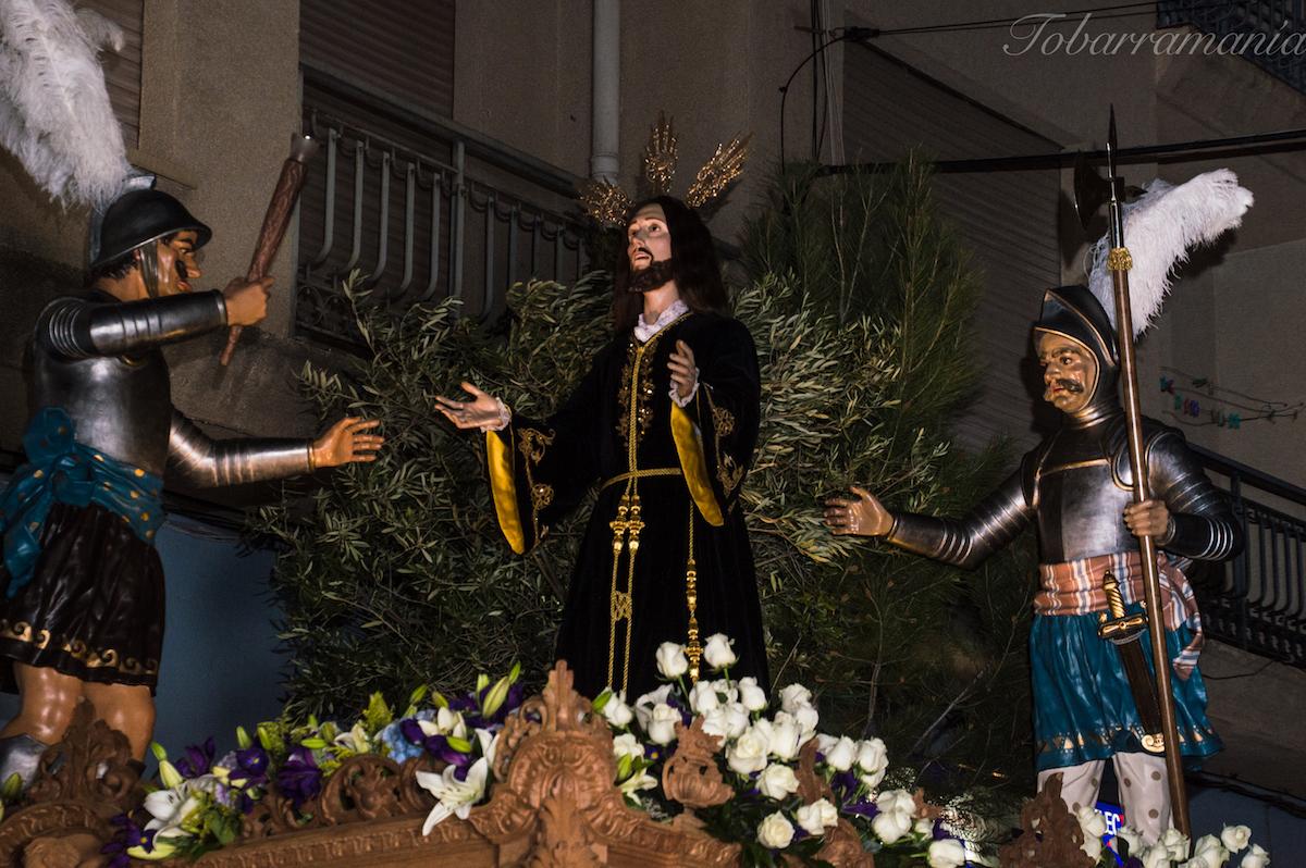Jesús del Prendimiento Tobarra
