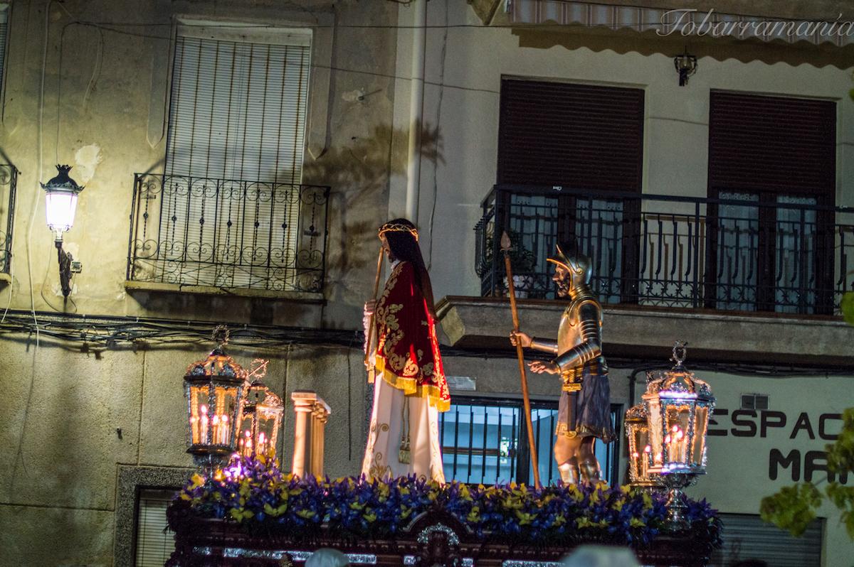 Ecce Homo Tobarra Jueves Santo 2016