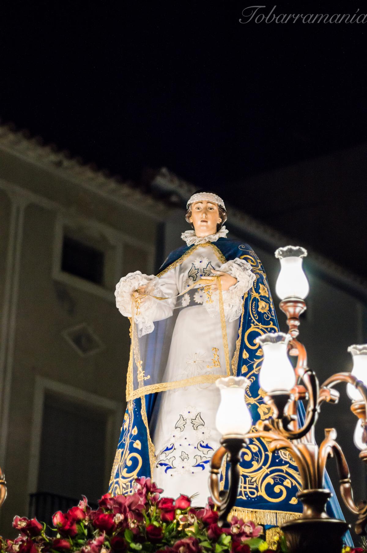 Santa Mujer Verónica Tobarra