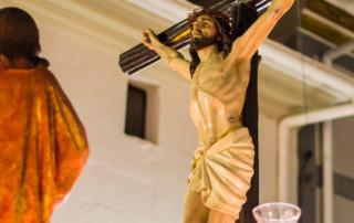 Cristo de la Agonía Tobarra
