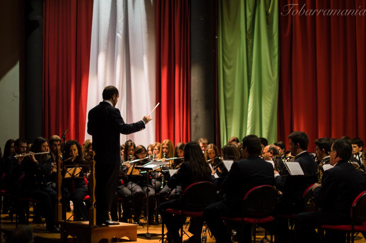 Banda de Música Tobarra Concierto de Cuaresma