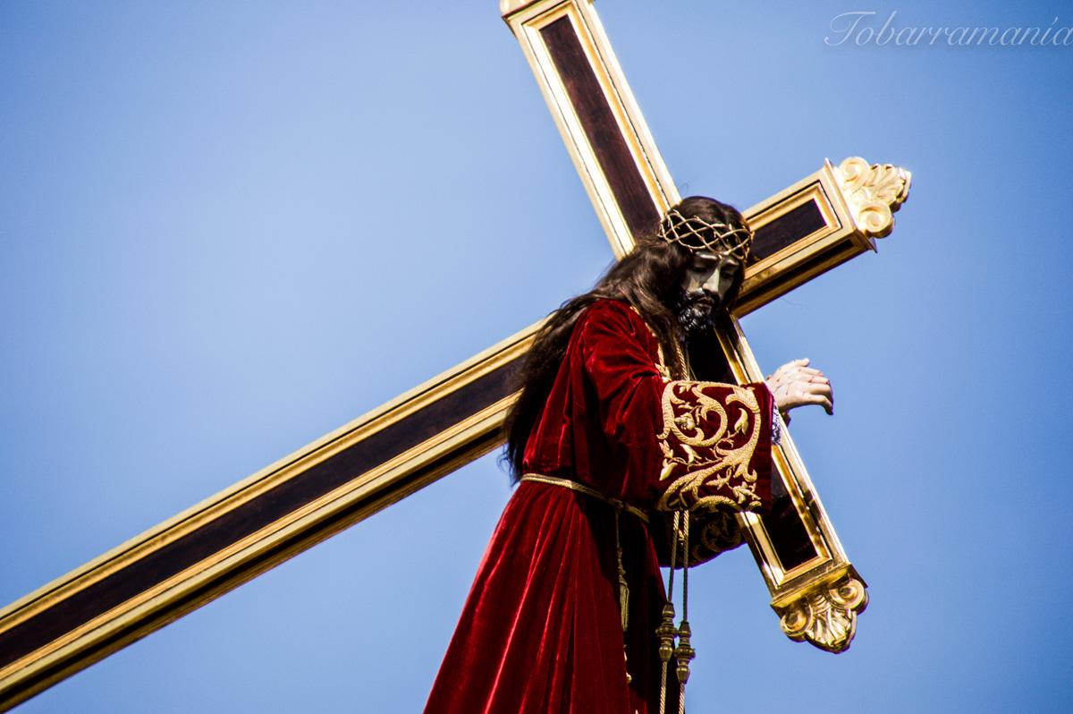 Bendición Nuestro Padre Jesús Tobarra. Bendición 2016