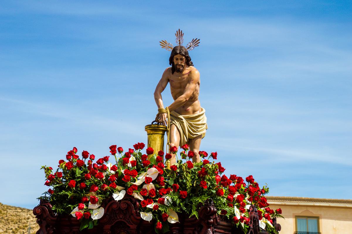 Cristo de la Columna Tobarra