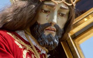 Nuestro Padre Jesús. Imagen. Tobarar