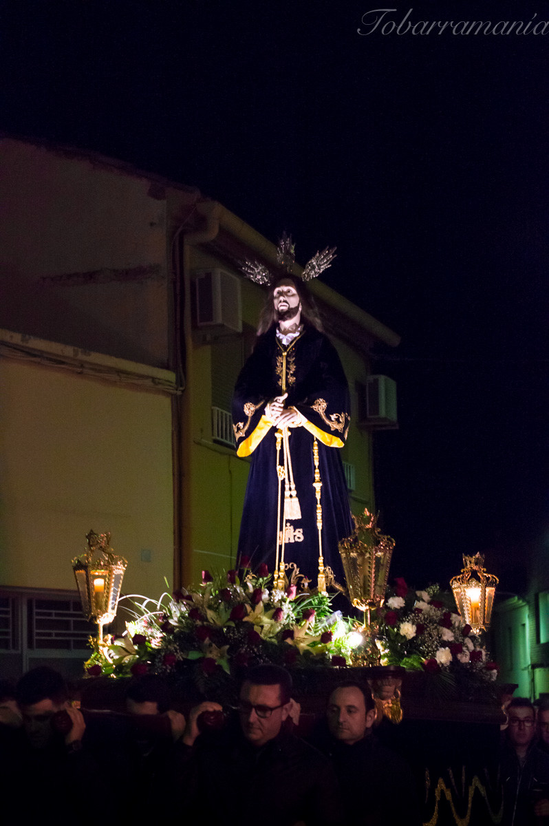 Jesús de Medinaceli Prendimiento Tobarra