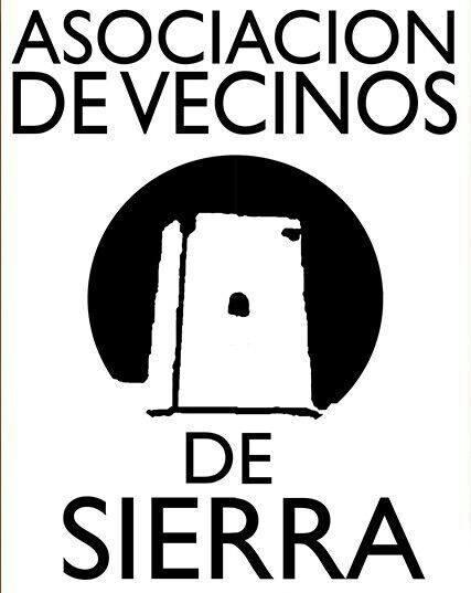 Logo Asociación de Vecinos de Sierra