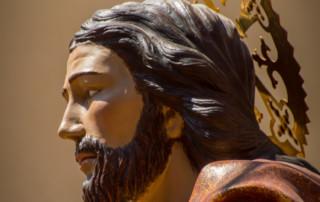 Entrada de Jesús en Jerusalén. Tobarra