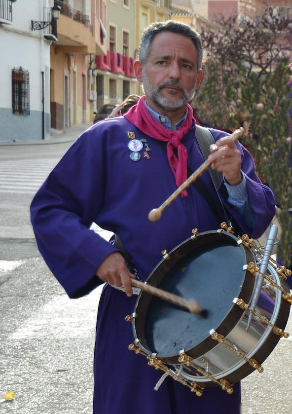 Guillermo Paterna Alfaro. Tobarramaníaco mayo 2017