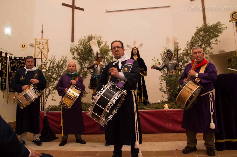 Tamborileros. Pregón de Semana Santa de Tobarra 2017