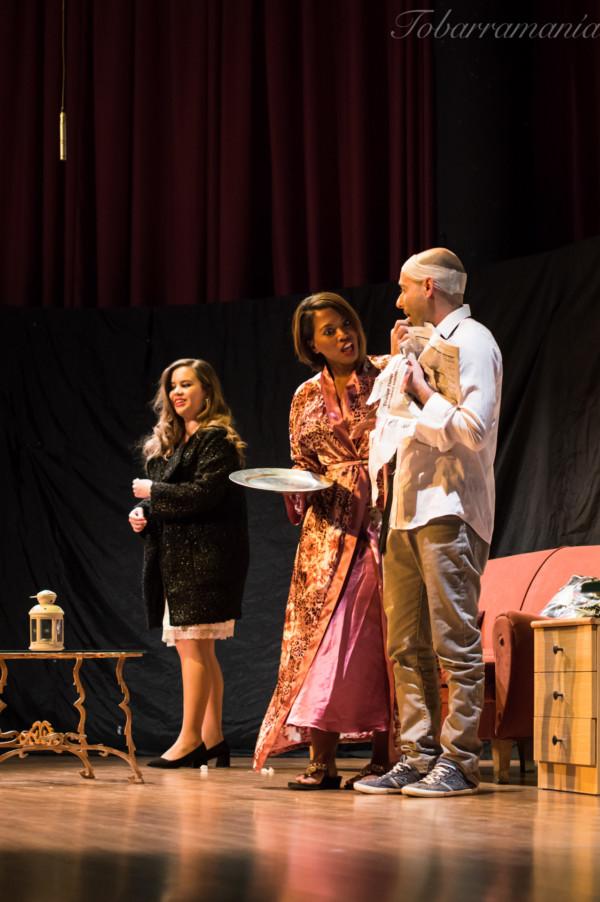 El Taxista por Shekspyr Teatro