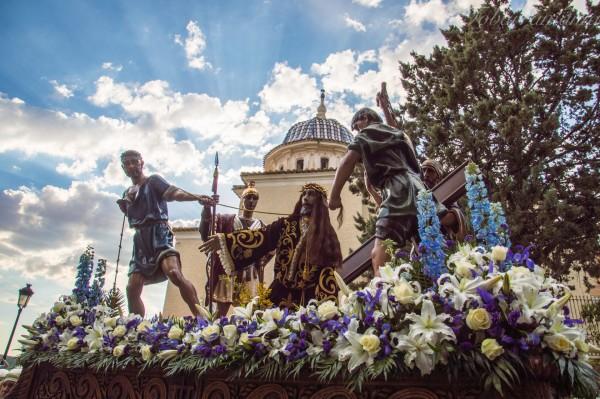 Paso Gordo Tobarra bajada Iglesia de la Encarnación