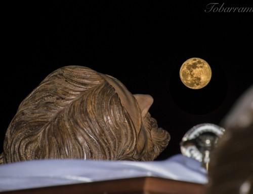 Martes Santo 2017. Procesión de la Oración en el Huerto y Bajada del Sepulcro