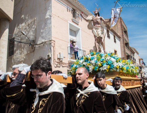 Domingo de Resurrección 2017. Procesión del Resucitado y Cierre
