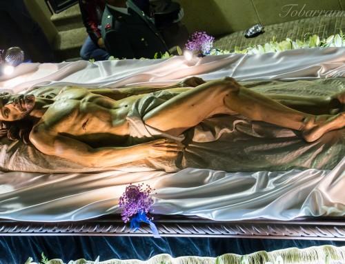 Viernes Santo Noche 2017 Tobarra. Procesión del Entierro