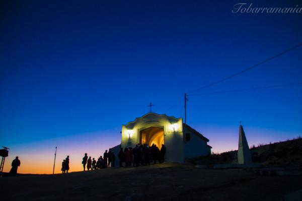 Bajada del Sepulcro. Tobarra. Semana Santa. Lunes Santo