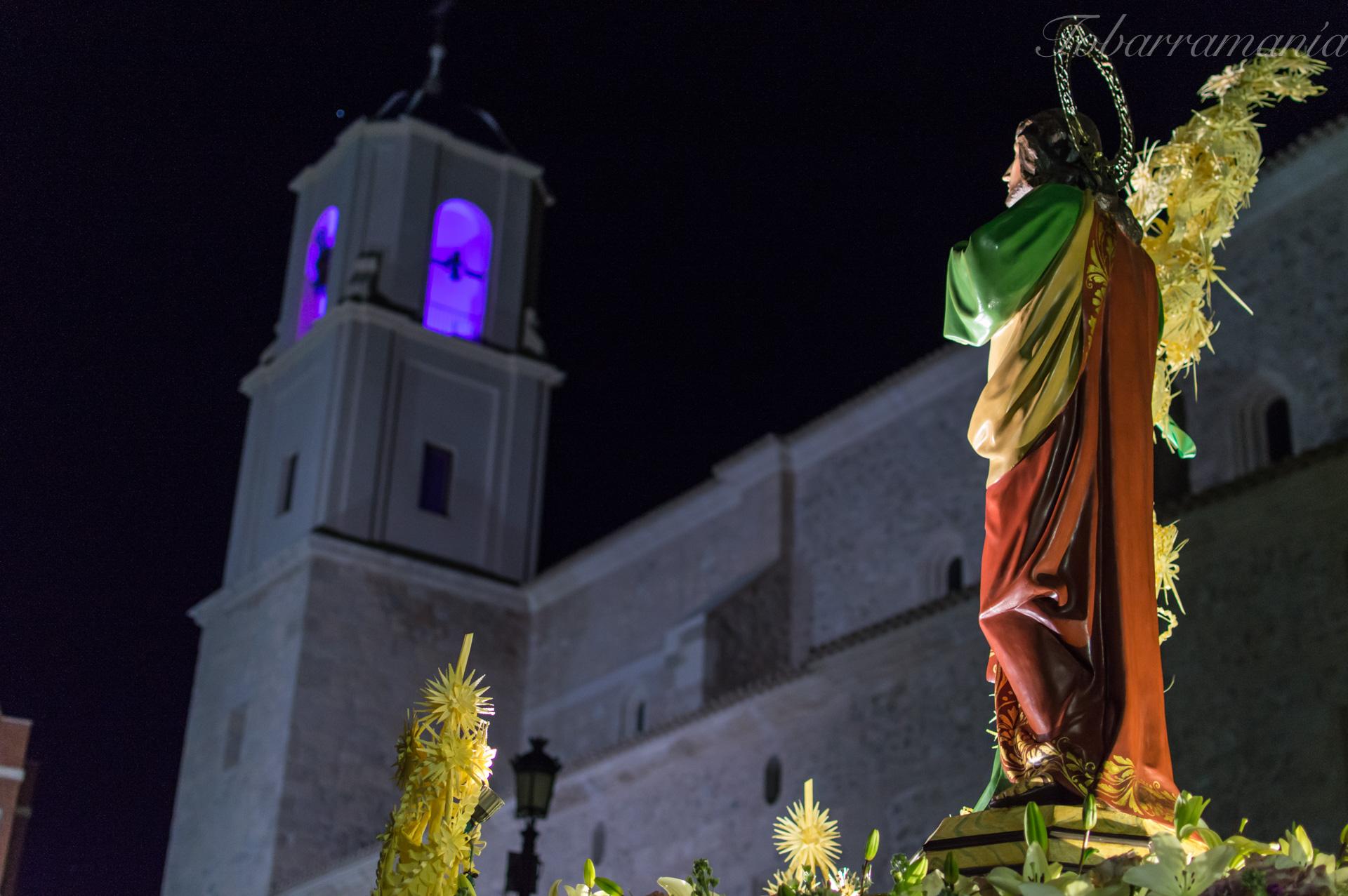 Procesión de Jueves Santo 2018. Tobarra