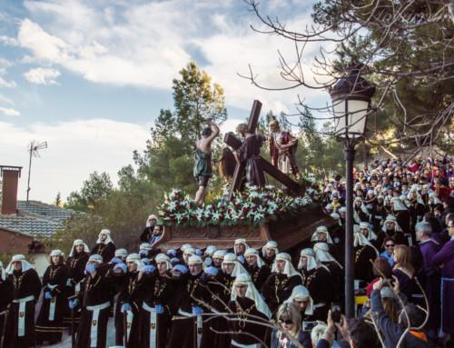 """Bajada del """"Paso Gordo"""" 2018. Tobarra"""