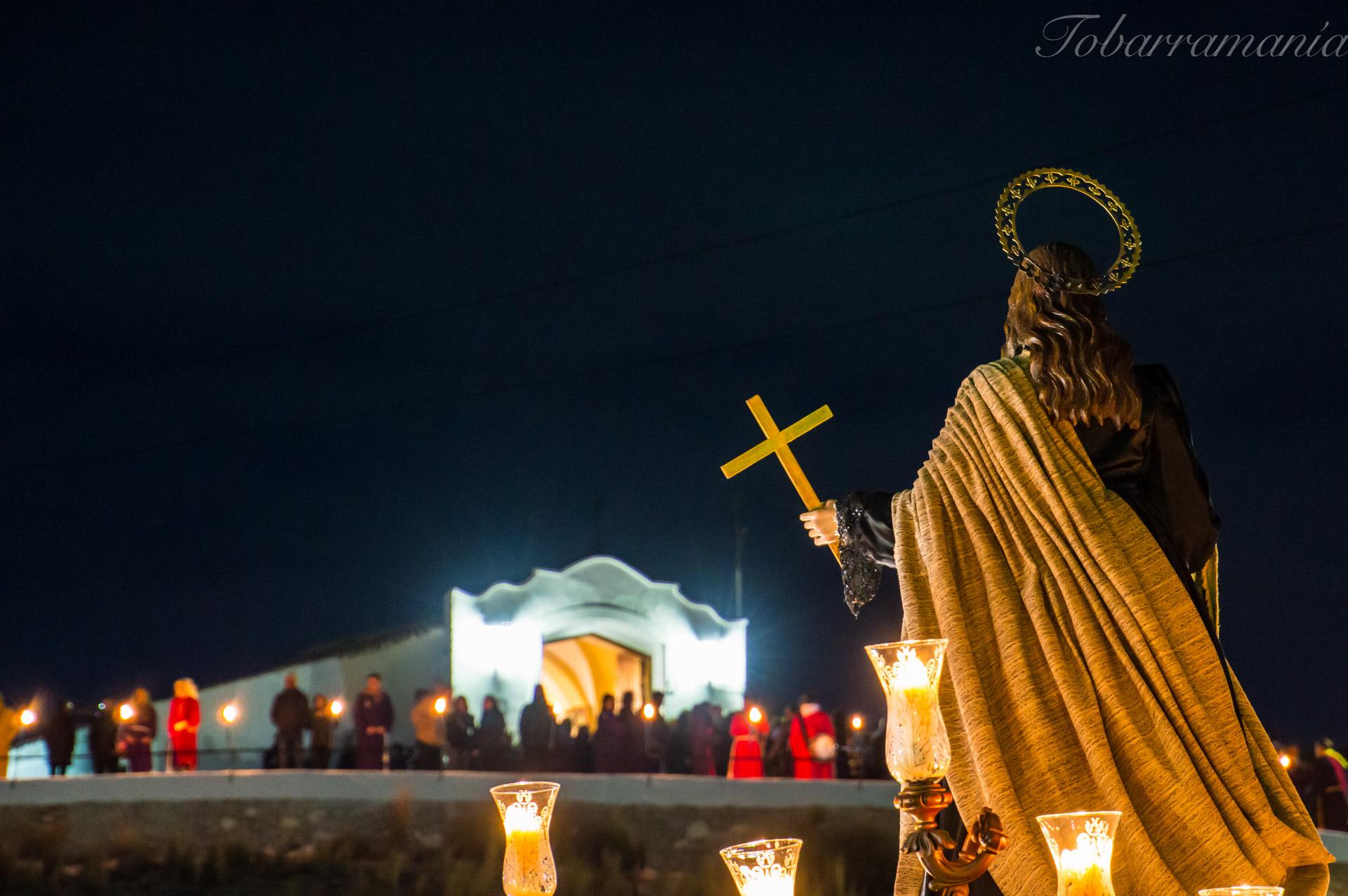santa maría magdalena tobarra procesion del entierro monte calvario