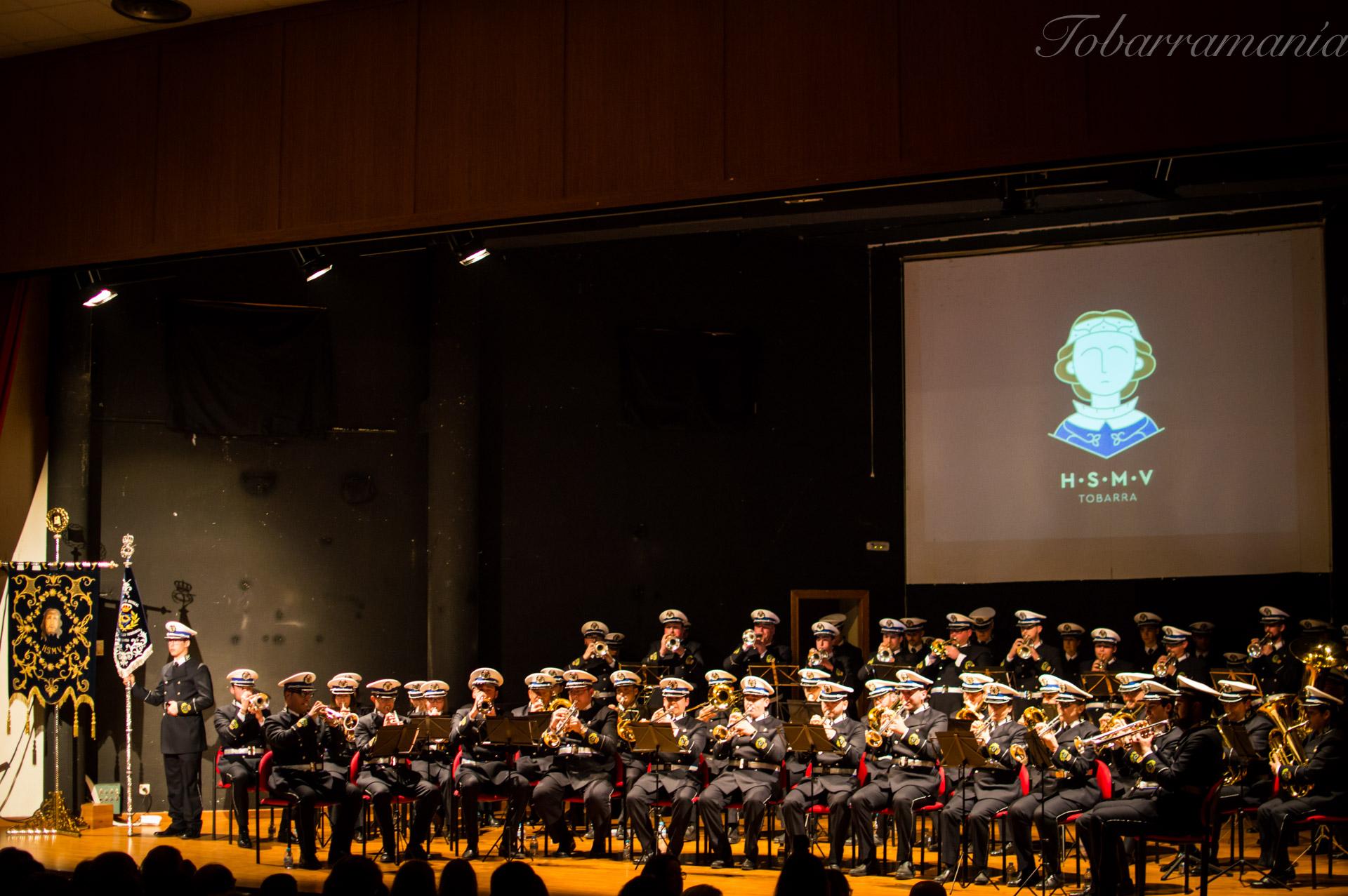 Acto Hermandad Santa Mujer Verónica. Concierto Agrupación Musical