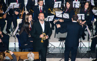 Concierto Banda Tobarra Dani de Baza